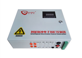China DC 24V 5.0J Energy Pulse Electric Fence Controller 1 Zone 4 Wires High Voltage supplier