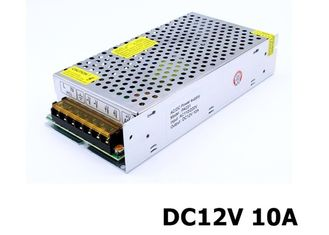 DC 12V 24V 18V Switch Power Supply High Efficiency For Security Alarm Systems