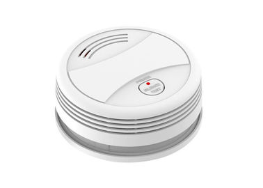 China APP control Home Security Tuya Smart Wireless Wifi Smoke Detector supplier